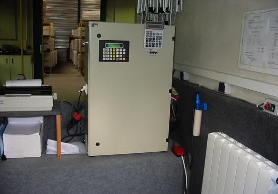 Les contrôles d'un radiateur Bi jonction Ultratherm France